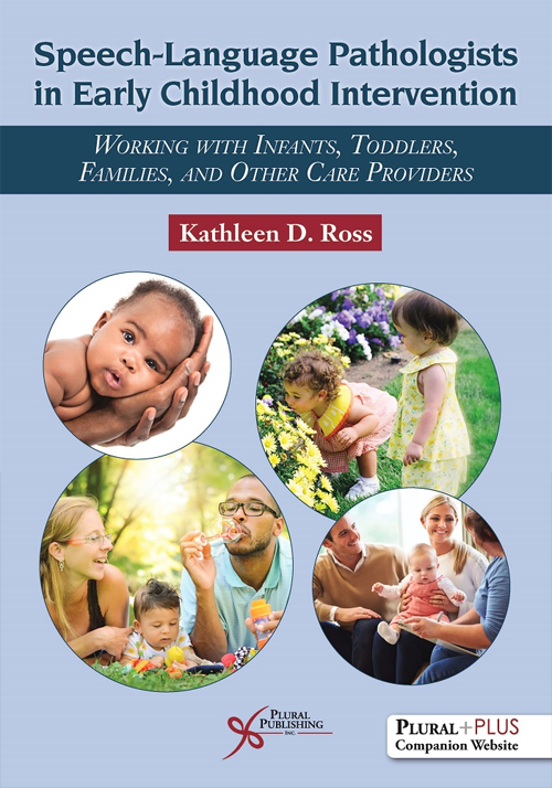 Speech-Language Pathologists in Early Childhood Intervention book cover image